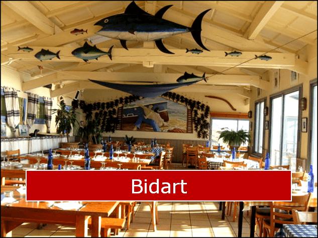 tantina de la playa : restaurants de poissons toulouse & bidart